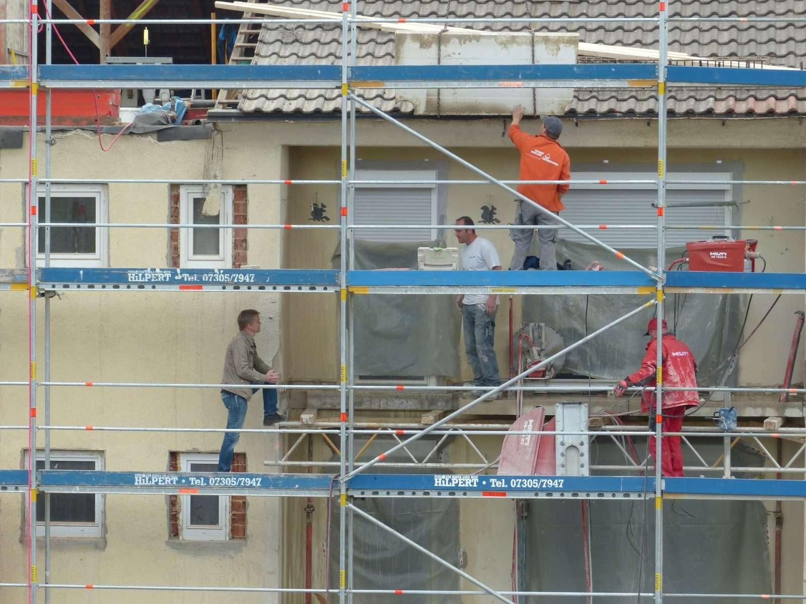 Teljeskörű házfelújítás