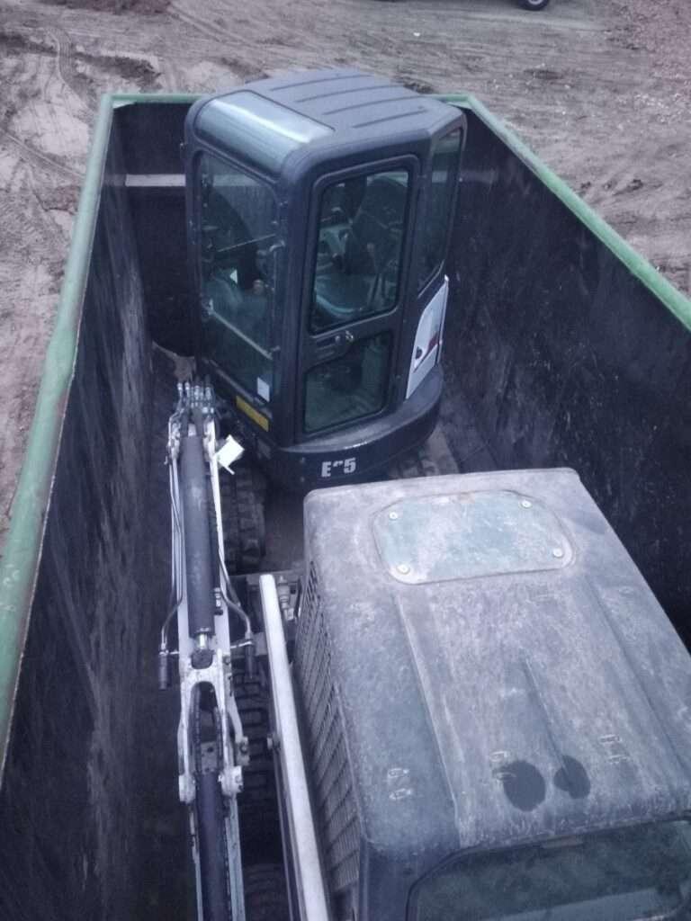 földmunka gépeink