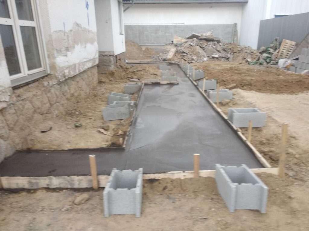 bontás és betonozás Budapesten