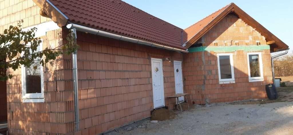 ház építés Budapesten