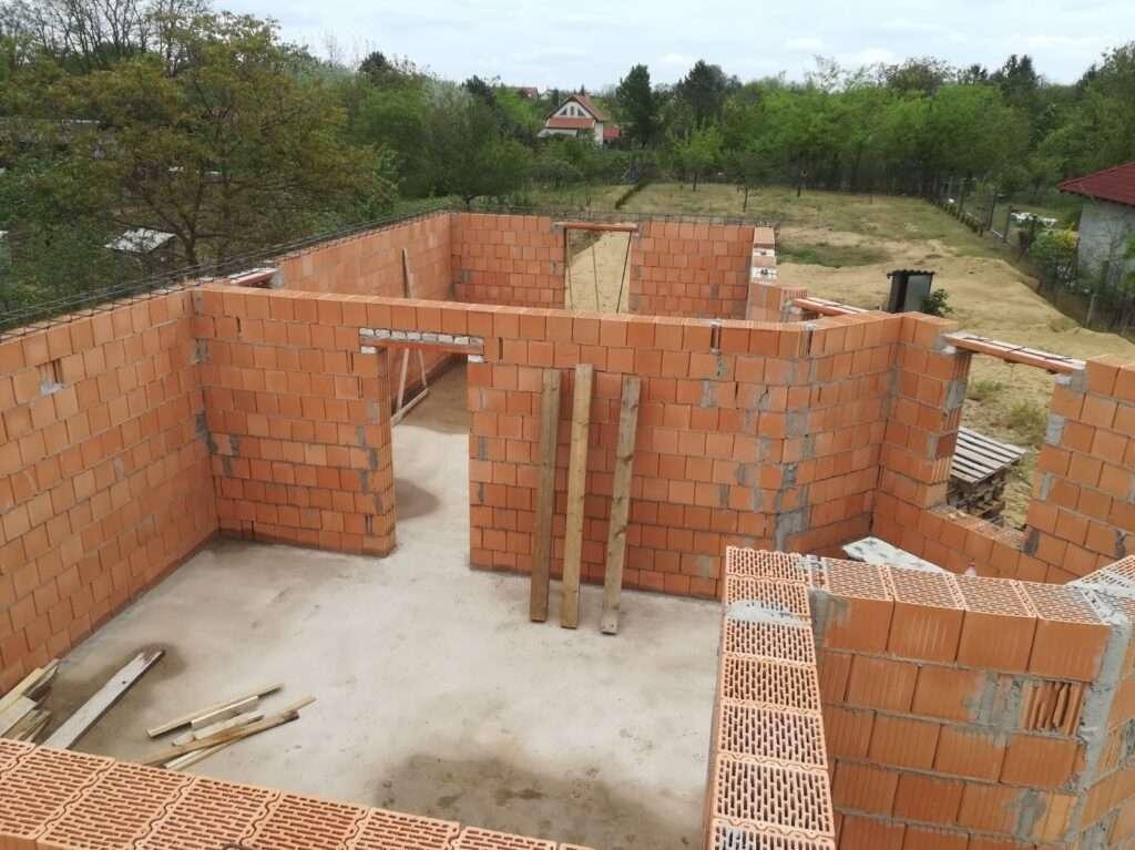 Kész ház építés Budapest.