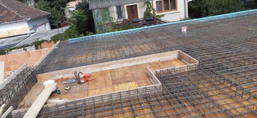 Családi házak építése Budapesten.